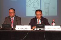 Drs. Gallart y Hdez Vaquero