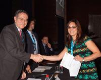 El Comité Científico del XV Congreso recomendó la concesión de los Premios de la SECCA y de Palacios y Carbajal a los trabajos presentados por los equipos encabezados por la Dra. Sánchez García y el Dr. García Rey.